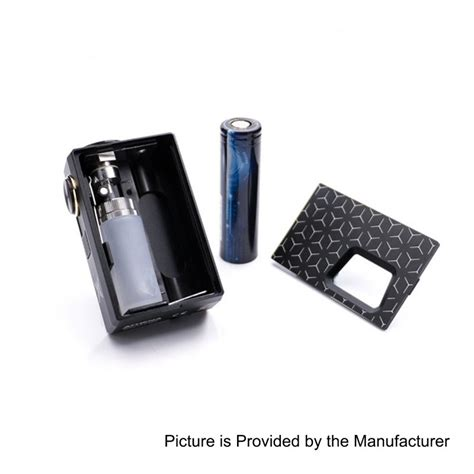 Athena Squonk Mod Only By Geekvape Authentic authentic geekvape athena black 6 5ml squonk mech box mod bf rda kit