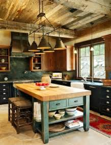 kitchen island rustic get ready for fall entertaining with kitchen island lights