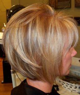 fine low lightsin blonde hair bold blond warm lowlights for contrast slightly angled