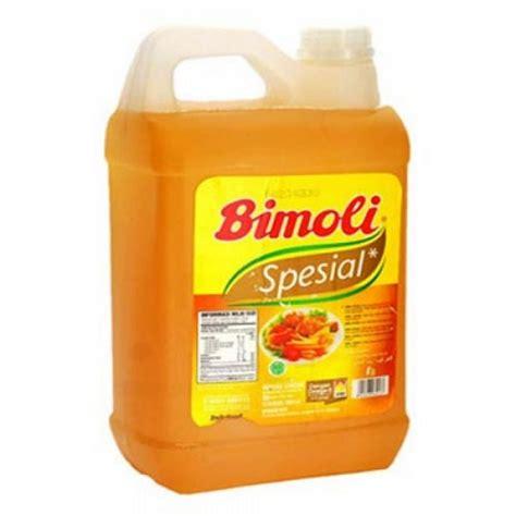 Minyak Goreng Jerigen bimoli spesial minyak goreng jerigen 5 liter