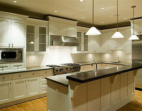 Kitchen Ambient Lighting Interior Lighting