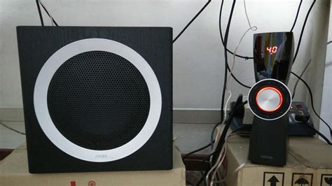 Edifier Speaker C3x 2 1 Hitam edifier c3x 2 1 speaker unboxing and review