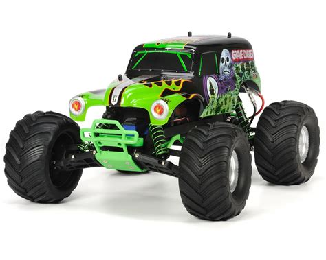 monster jam grave digger rc truck document moved
