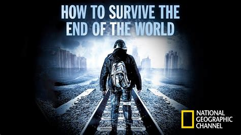 the at the end of the world on the possibility of in capitalist ruins books how to survive the end of the world tv on