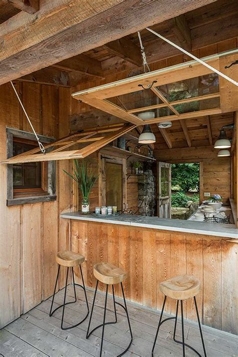 Backyard Bars Designs by 25 Best Ideas About Outdoor Bars On Patio Bar