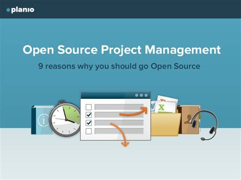 9 Reasons To Go Cing by Open Source Project Management 9 Reasons You Should Go
