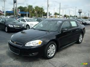 2011 Chevrolet Impala Lt 2011 Chevrolet Impala Lt In Black 327427 Jax Sports