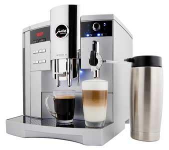koffiemachine java jura capresso s9 one touch