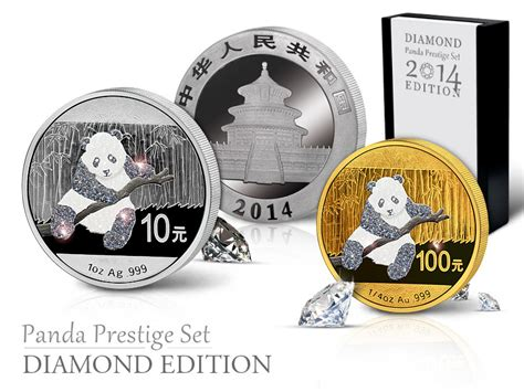 Set Pandidas Dm Panda Prestige Set 2014 China Asiatische M 252 Nzen