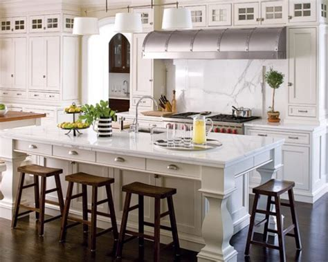Kitchen With Island Ideas by 125 Awesome Kitchen Island Design Ideas Digsdigs