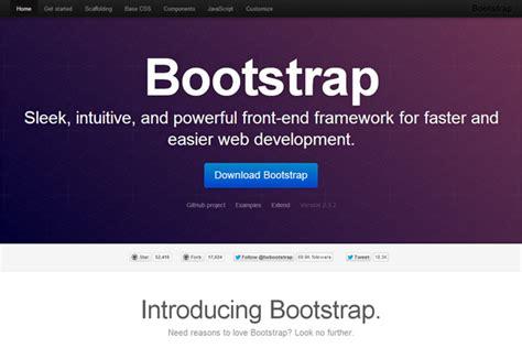 responsive layout twitter bootstrap 20 best css framework for responsive design 2016