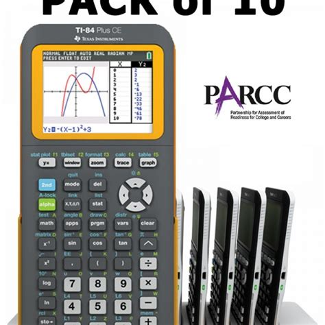 graphing tools ti 84 plus ce kit e z spot graphing calculator