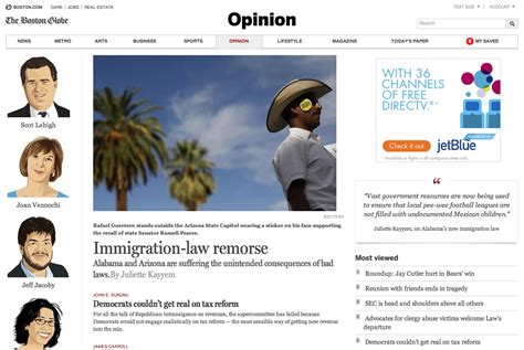 opinion section bostonglobe com fonts in use