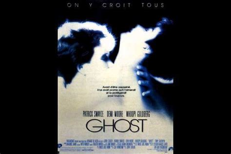 ghost film phrases demi moore ghost movie quotes quotesgram