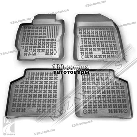 rezaw plast 201414 rubber floor mats for toyota prius 3