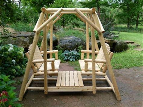 cedar glider swing diy greenhouse plans pvc best finish for wood knife