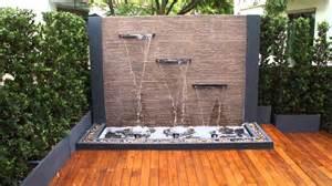 spectacular garden water wall ideas garden club