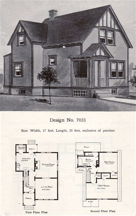 tudor revival house plans vintage house plans 1900s a collection of other ideas to