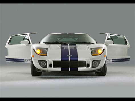 ford gt doors 2005 ford gt white front doors open 1280x960 wallpaper