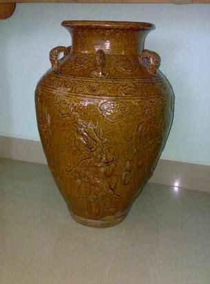gambar guci  keramik blog maongan