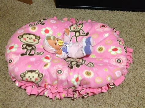 No Sew Floor Pillow For Baby by 17 Best Images About Baby On Baby Crib Bedding