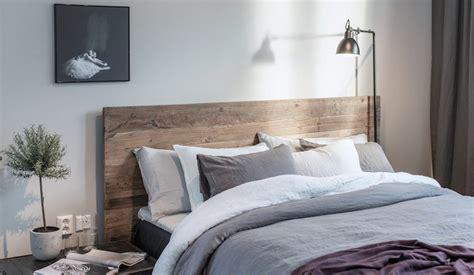 Chambre Tete De Lit chambre deco naturelle tete de lit bois picslovin