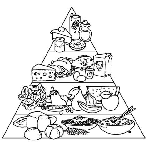 disegni alimenti per bambini ciao bambini la piramide alimentare da stare per imparare