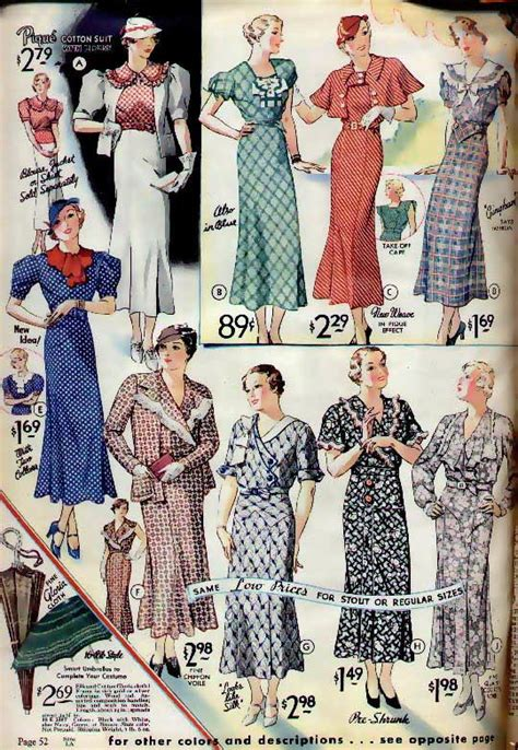 10minutes2breathe Fashions Of The 30 S My New Favorite