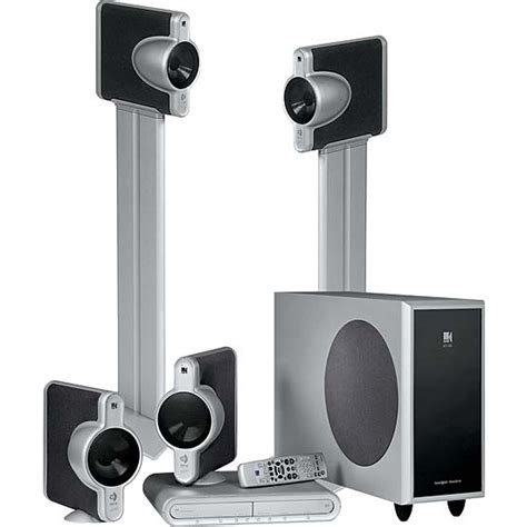 home theatre system kef kit review  test
