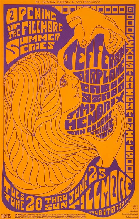 60 s pop posters 20 classic vintage psychedelic rock posters from the 60s