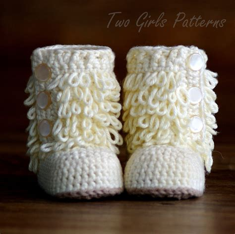 crochet patterns for baby booties baby crochet boots pattern furrylicious booties