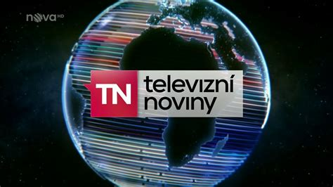 Tv Novax tv televizn 237 noviny intro 2017 hd