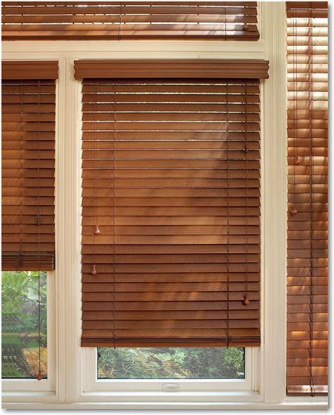 hunter douglas hunter douglas chalet woods wood blinds in distressed