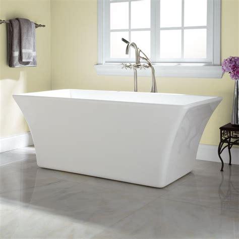 60 freestanding bathtub 60 quot draque freestanding acrylic tub bath tub ideas