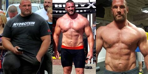 terry hollands bench press strongman terry hollands achieves incredible body