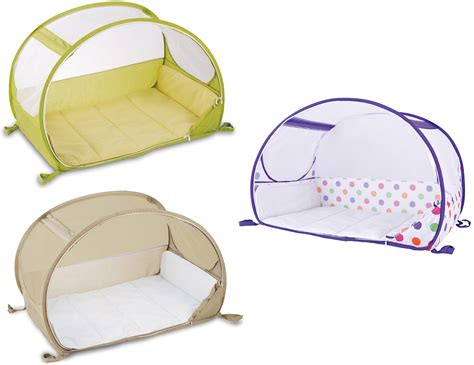 baby bubble bed koo di pop up travel bubble crib baby child travel bed