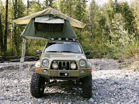 Roof Tent Jeep Arb Ii Roof Tent For Libertys Jeep Liberty Forum