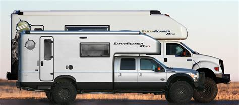 ford earthroamer price earthroamer xv lts side by side with xv hd cers
