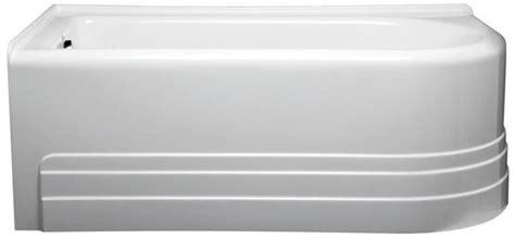 americh bow 6632 tub whirlpool air soaking bathtub