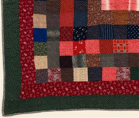 concentric squares quilt for sale at 1stdibs