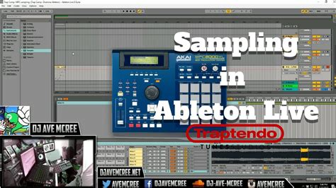 mpc workflow mpc 2000xl workflow in ableton live tutorial free