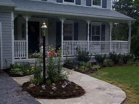 Large Front Porch House Plans by Outdoor Large Front Porch Designs Tips On Build The