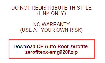 Cf Auto Root S3 by Comment Rooter Samsung Galaxy S3 S4 S5 S6 S7 Par Odin
