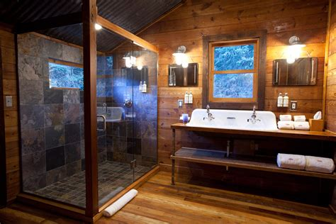colorado bathrooms glam tent tiny house swoon