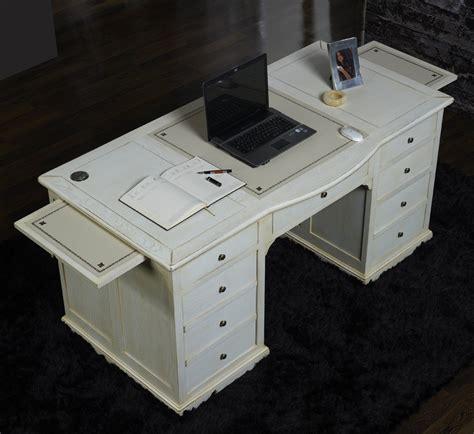 bureau bois massif blanc bureau bois massif blanc mzaol com