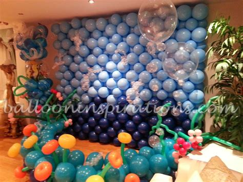 Birthday Balloon Decorations » Home Design 2017