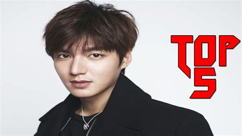 actor lee min ho newhairstylesformen2014 com lee min ho korean actor best 5 korean drama youtube