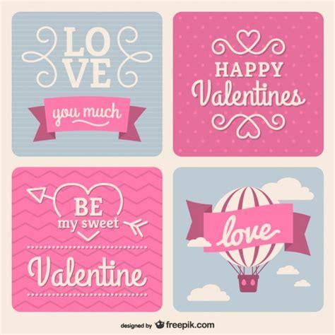 valentines day sticker happy s day stickers vector free