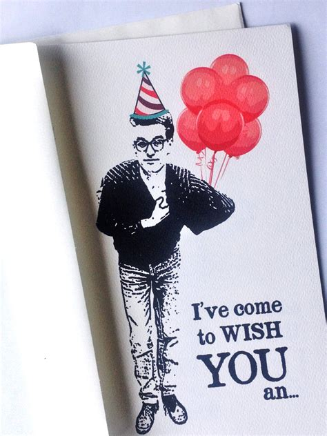The Smiths Birthday Card Unavailable Listing On Etsy