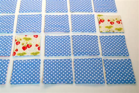matching your pattern game quot i spy quot fabric matching game tutorial the cottage mama
